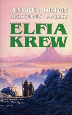 Okładka książki Elfia Krew