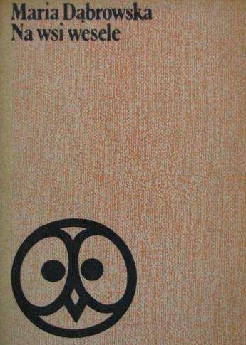 Okładka książki Na wsi wesele