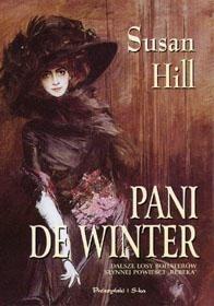 Okładka książki Pani de Winter