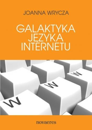 Okładka książki Galaktyka języka Internetu