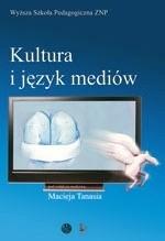 Okładka książki Kultura i język mediów