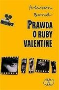 Okładka książki Prawda o Ruby Valentine