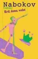 Okładka książki Król, dama, walet