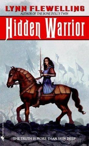 Okładka książki Hidden Warrior