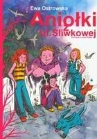 Okładka książki Aniołki z ulicy Śliwkowej