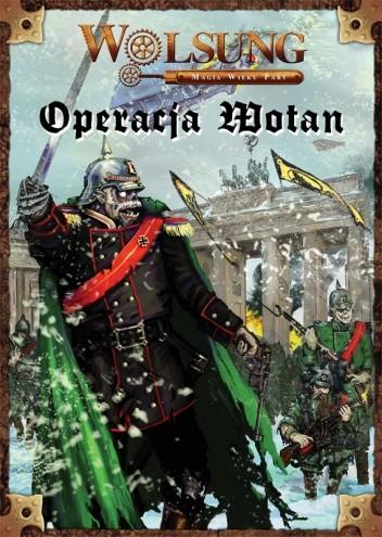 Okładka książki Operacja Wotan