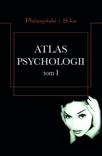 Okładka książki Atlas psychologii 1
