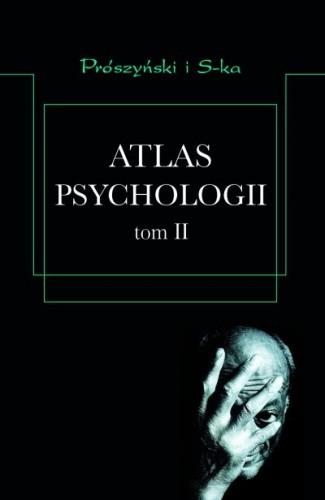 Okładka książki Atlas psychologii 2