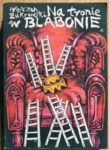 Okładka książki Na tronie w Blabonie