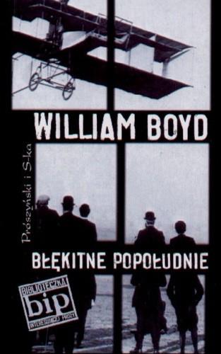 Okładka książki Błękitne popołudnie