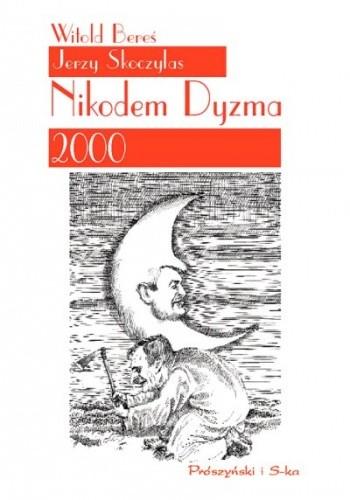 Okładka książki Nikodem Dyzma 2000