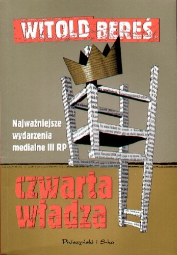 Okładka książki Czwarta władza