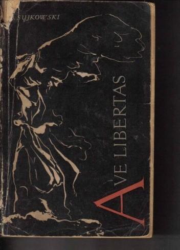 Okładka książki Ave libertas