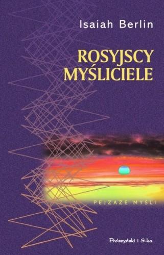 Okładka książki Rosyjscy myśliciele