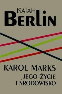 Okładka książki Karol Marks - jego życie i środowisko