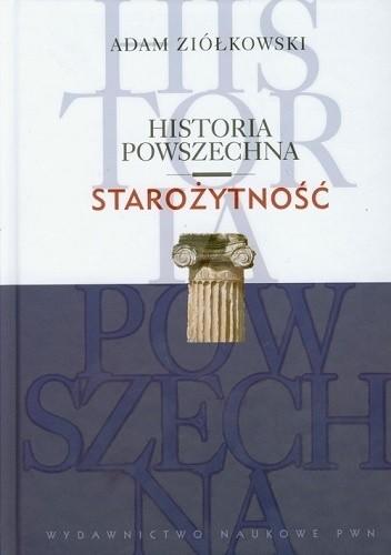 Okładka książki Historia powszechna. Starożytność