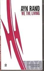Okładka książki We the Living