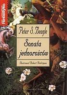 Okładka książki Sonata jednorożców