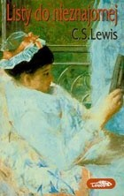 Okładka książki Listy do nieznajomej