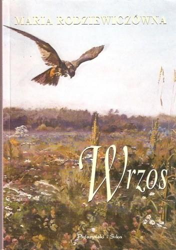 Okładka książki Wrzos