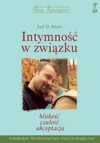 Okładka książki Intymność w związku : bliskość, czułość, akceptacja