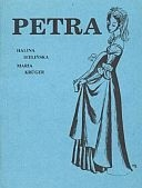 Okładka książki Petra