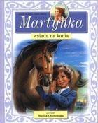 Okładka książki Martynka wsiada na konia