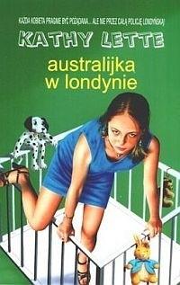 Okładka książki Australijka w Londynie