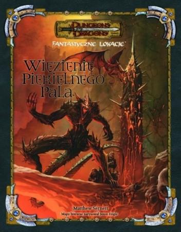 Okładka książki Więzienie Piekielnego Pala
