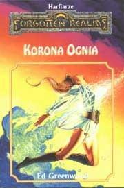 Okładka książki Korona Ognia