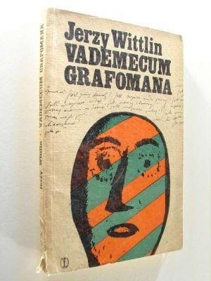 Okładka książki Vademecum Grafomana
