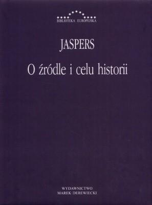 Okładka książki O źródle i celu historii