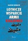 Okładka książki Lotnicze wsparcie Armii Krajowej