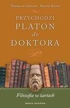 Okładka książki Przychodzi Platon do doktora. Filozofia w żartach
