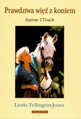 Okładka książki Prawdziwa więź z koniem