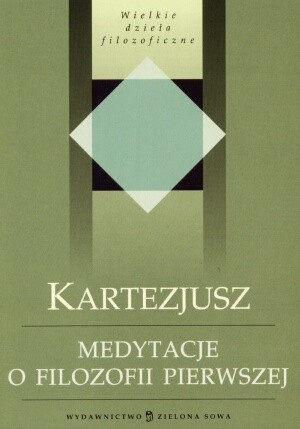 Okładka książki Medytacje o filozofii pierwszej