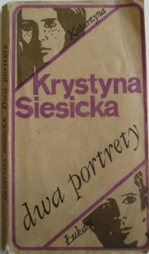Okładka książki Dwa portrety - Katarzyna, Łukasz