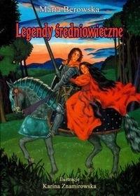 Okładka książki Legendy średniowieczne