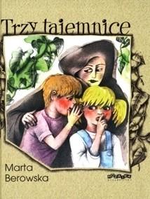 Okładka książki Trzy tajemnice