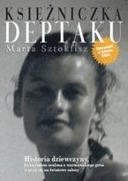 Okładka książki Księżniczka deptaku. Opowieść o Edycie Klein