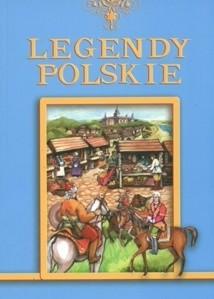 Okładka książki Legendy polskie