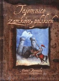 Okładka książki Tajemnice zamków polskich