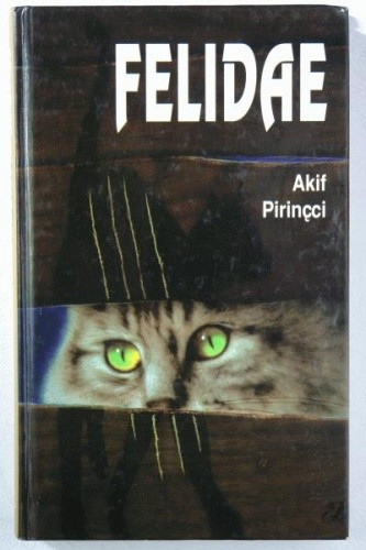 Okładka książki Felidae