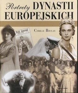 Okładka książki Portrety dynastii europejskich