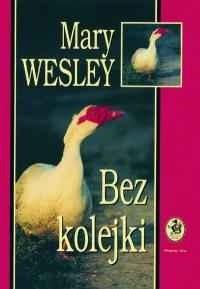 Okładka książki Bez kolejki