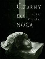 Okładka książki Czarny kot nocą
