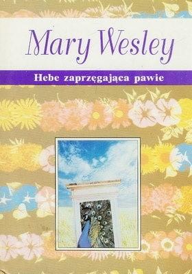 Okładka książki Hebe zaprzęgająca pawie