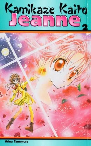 Okładka książki Kamikaze Kaito Jeanne 2