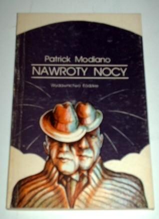 Okładka książki Nawroty nocy