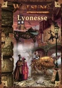 Okładka książki Lyonesse: Miasto, Mgła, Maszyna